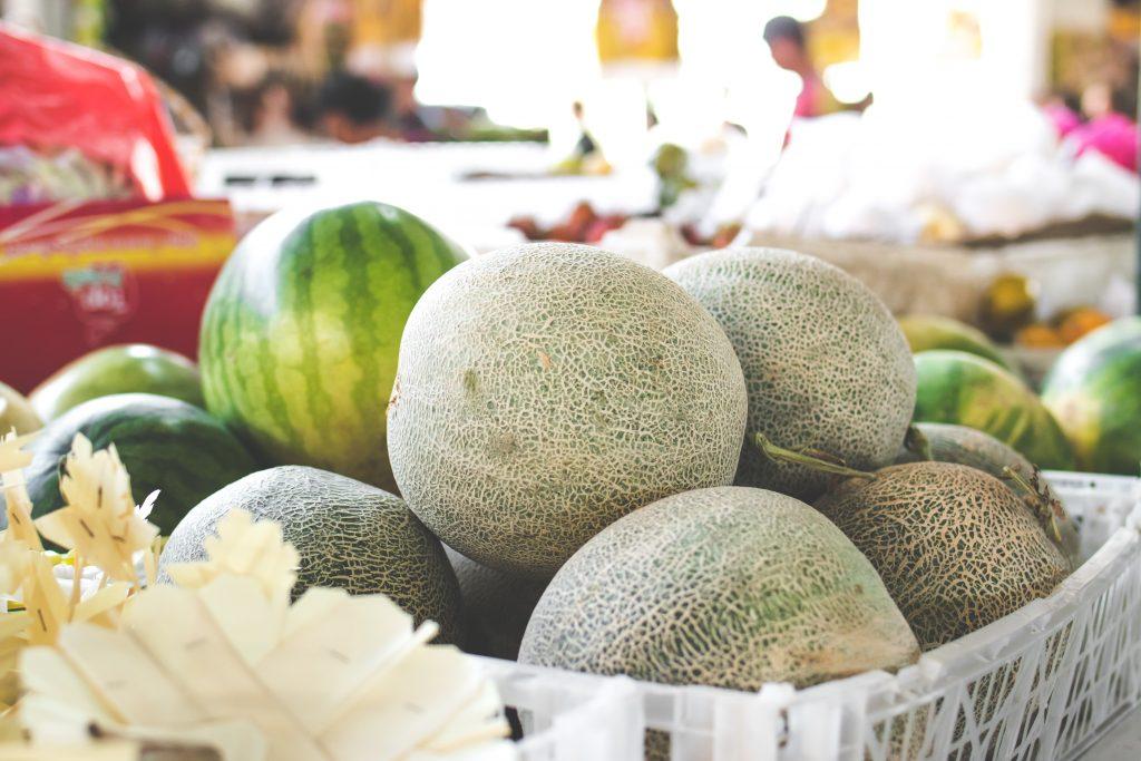 Smoothie  melon pastèque