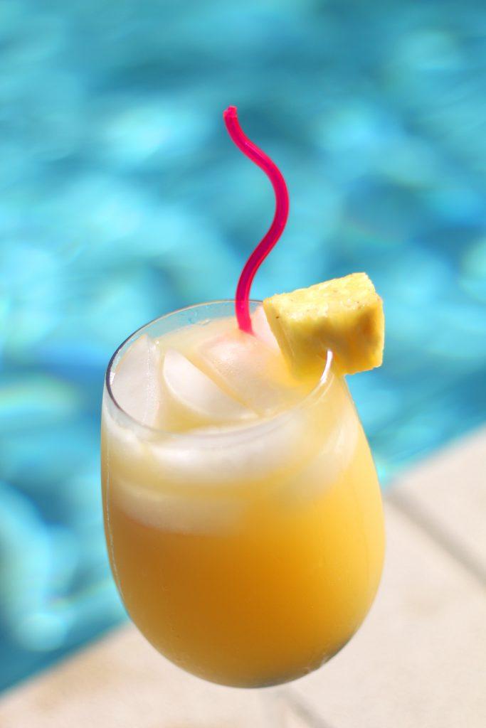 smoothie ananas super simple