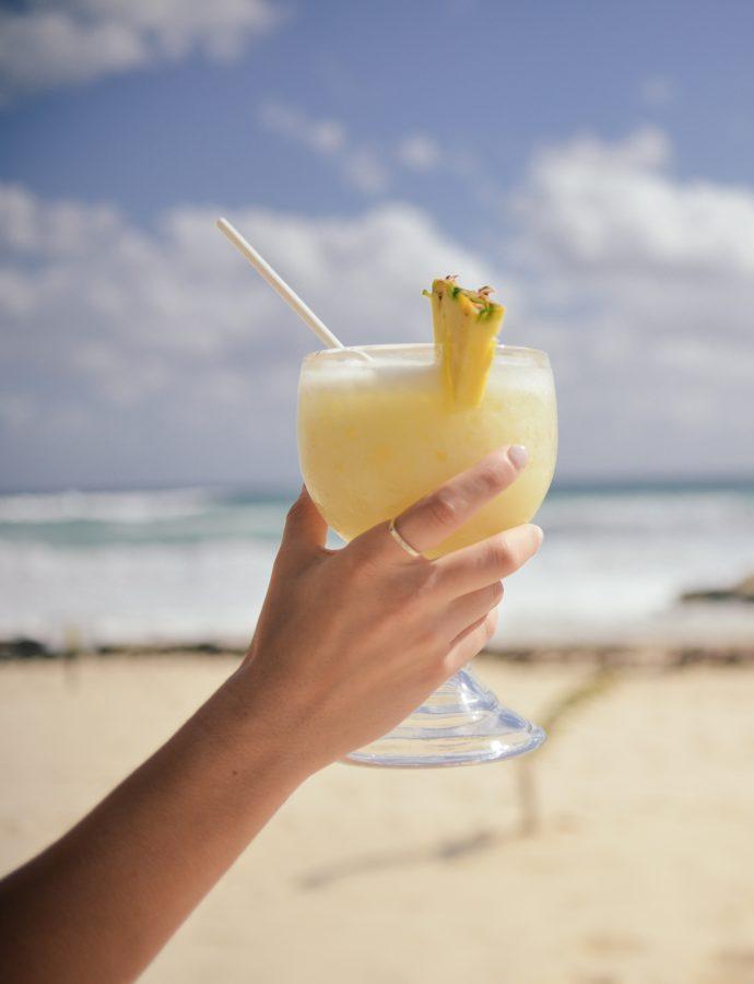 recette du smoothie au goût tropical