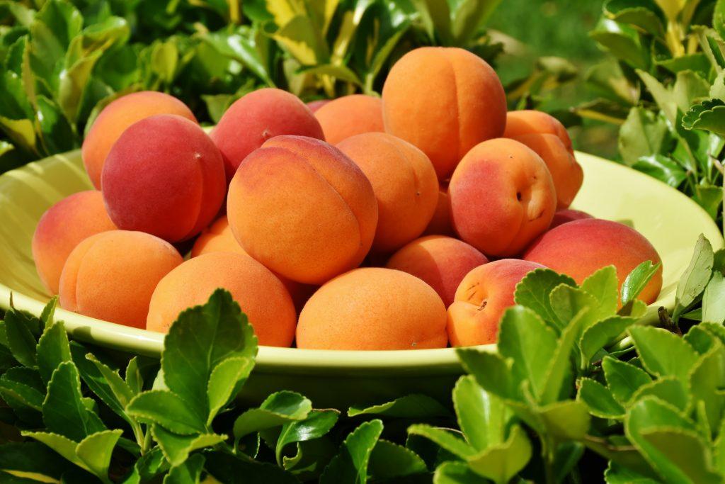 Smoothie abricot et banane